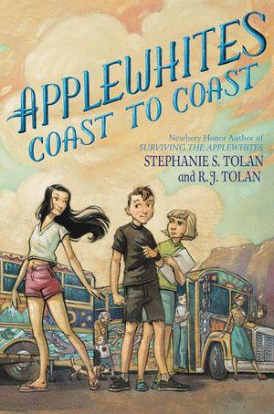 Applewhites Coast to Coast book image