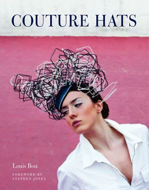 Couture Hats book image