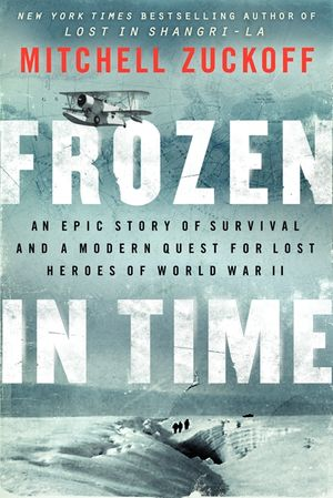 Frozen in Time book image