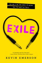 Exile Hardcover  by Kevin Emerson