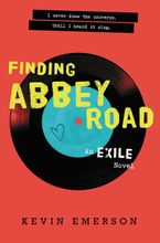 Finding Abbey Road Hardcover  by Kevin Emerson
