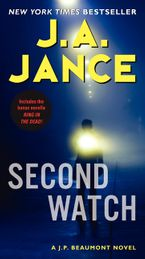 Second Watch Paperback  by J. A. Jance