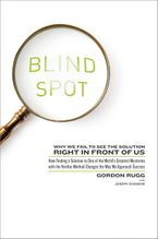 Blind Spot eBook  by Gordon Rugg