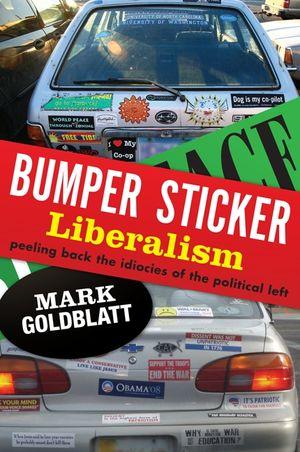 Bumper Sticker Liberalism book image