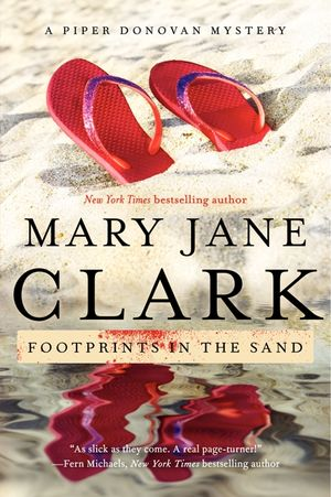 Footprints in the Sand book image