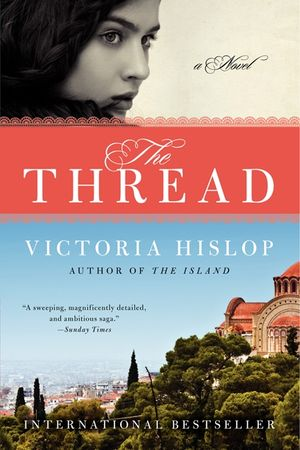 The Thread book image