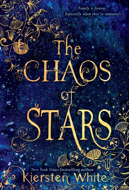 Image result for chaos of stars book