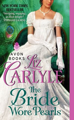 The Bride Wore Pearls book image