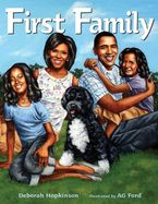 First Family eBook  by Deborah Hopkinson