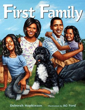 First Family book image