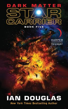 Book cover image: Dark Matter: Star Carrier: Book Five