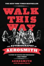 Walk This Way Paperback  by Aerosmith