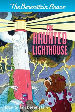 The Berenstain Bears Chapter Book: The Haunted Lighthouse book image
