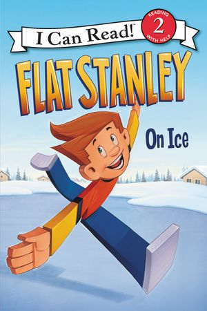 Flat Stanley: On Ice book image