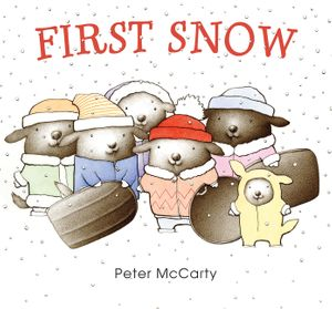 First Snow book image