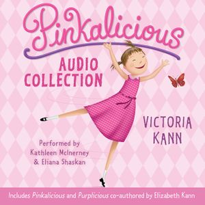 Pinkalicious Audio Collection book image