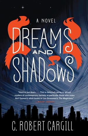 Dreams and Shadows book image