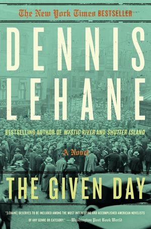 The Given Day book image