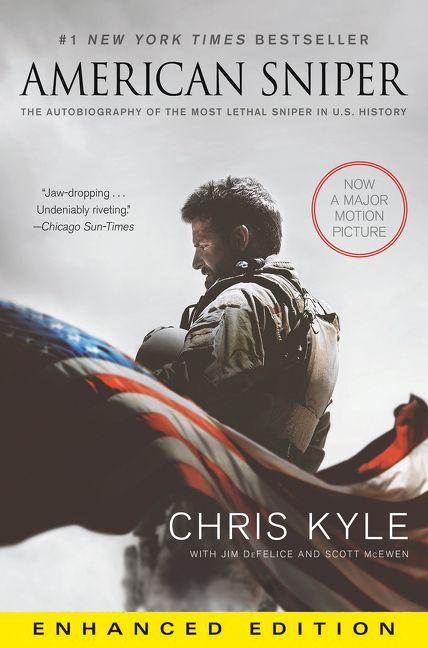 American Sniper (Enhanced Edition) - Chris Kyle - E-book