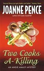 Two Cooks A-Killing eBook  by Joanne Pence