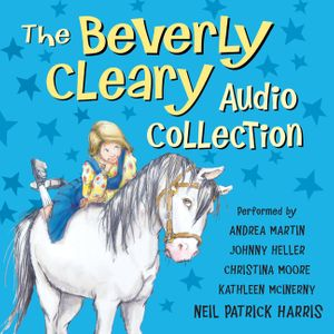The Beverly Cleary Audio Collection book image