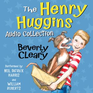 The Henry Huggins Audio Collection book image