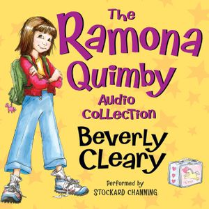 The Ramona Quimby Audio Collection book image