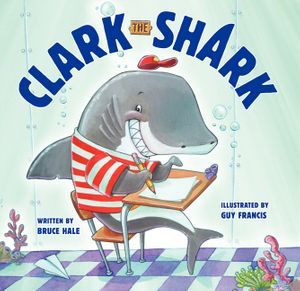 Clark the Shark book image