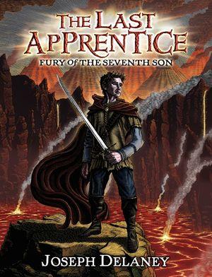 The Last Apprentice: Fury of the Seventh Son (Book 13) book image