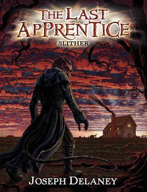 The Last Apprentice: Slither (Book 11) book image