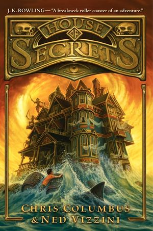 House of Secrets book image