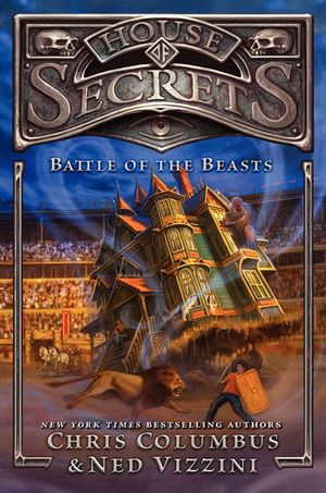 House of Secrets: Battle of the Beasts book image