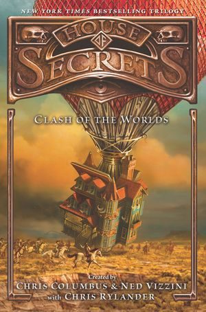 House of Secrets: Clash of the Worlds book image