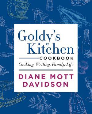 Goldy's Kitchen Cookbook book image
