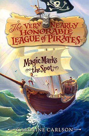 Magic Marks the Spot book image