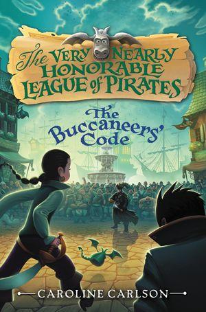 The Buccaneers' Code book image