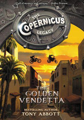 Cover image - The Copernicus Legacy: The Golden Vendetta
