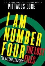 I Am Number Four: The Lost Files: The Fallen Legacies eBook DGO by Pittacus Lore