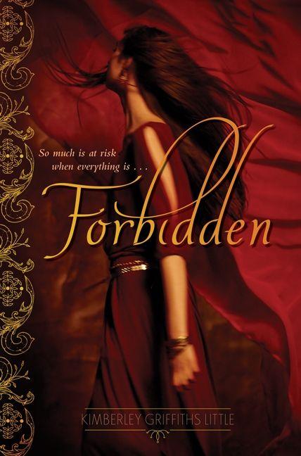 Forbidden kimberley griffiths little e book forbidden fandeluxe Image collections