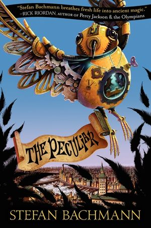 The Peculiar book image