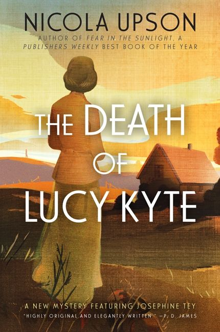 the death of lucy kyte nicola upson paperback