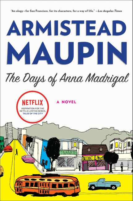 The days of anna madrigal armistead maupin e book read a sample enlarge book cover fandeluxe Images