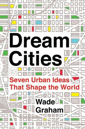 Dream Cities book image