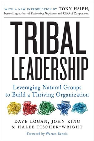 Tribal Leadership Revised Edition book image