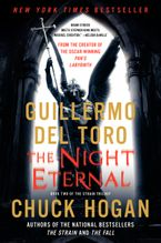 The Night Eternal Paperback  by Guillermo del Toro