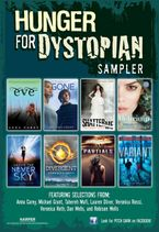 Hunger for Dystopian Teen Sampler eBook  by Various