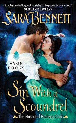 Sin With a Scoundrel book image