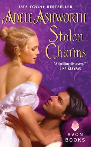 Stolen Charms book image