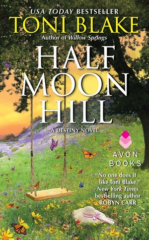 Half Moon Hill book image