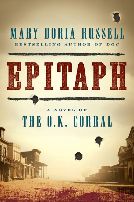 Image result for book cover epitaph mary doria russell